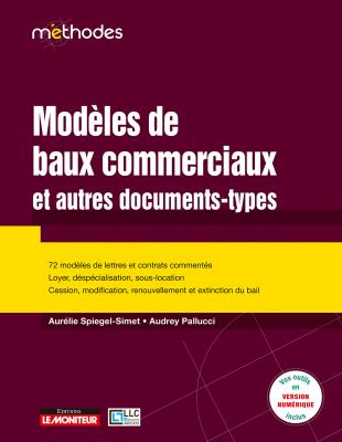Modèles de baux commerciaux et autres documents-types