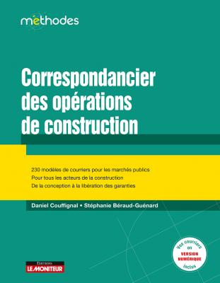 Correspondancier des opérations de construction