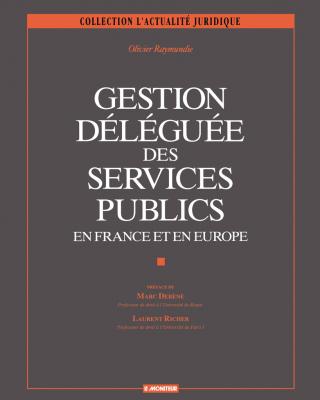 Gestion déléguée des services publics