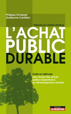 L'achat public durable