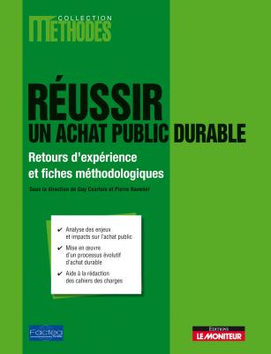 Réussir un achat public durable