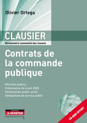 Clausier des contrats de la commande publique