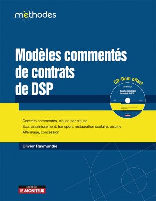 Modèles commentés de contrats de DSP