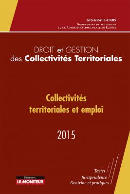 Droit et gestion des collectivités territoriales - 2015
