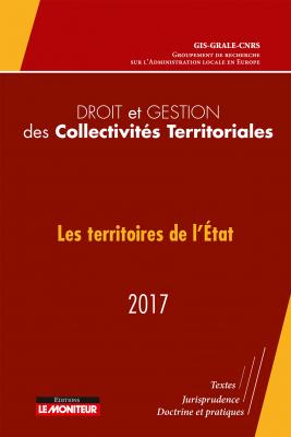 Droit et gestion des collectivités territoriales - 2017