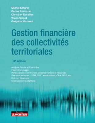 Gestion financière des collectivités territoriales
