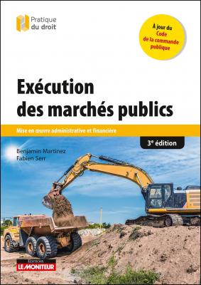 Exécution des marchés publics