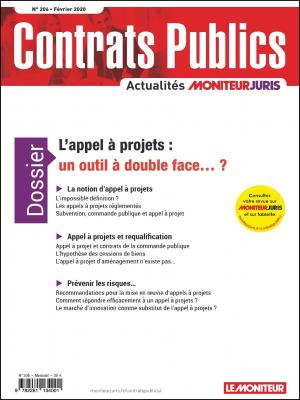Contrats publics n° 206 - Février 2020