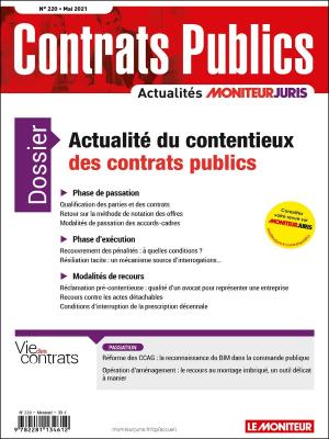 Contrats publics 220 - Mai 2021