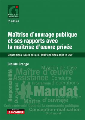 Maîtrise d'ouvrage publique et ses rapports avec la maîtrise d'œuvre privée