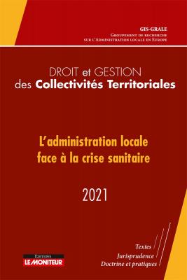 Droit et Gestion des Collectivités Territoriales - 2021