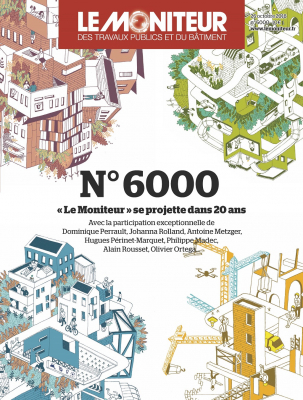 Le Moniteur n°6000 du 26/10/2018