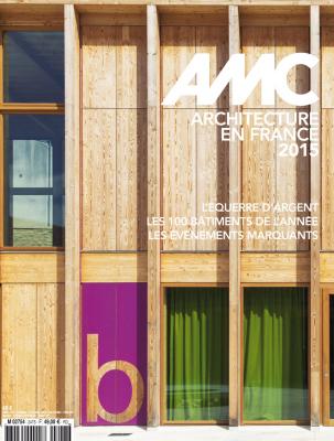 Hors série AMC - L'Annuel 2015, Une Année d'Architecture en France