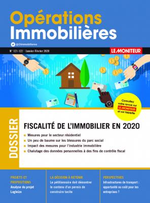 Opérations Immobilières 121/122