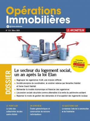 Operations Immobilieres 123 - Logement Social