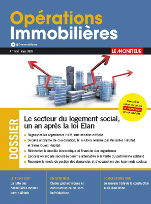 Offre 3 mois Opérations Immobilières 100% numérique