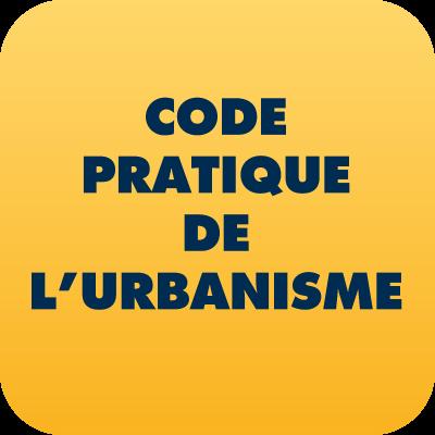 Code pratique de l'urbanisme