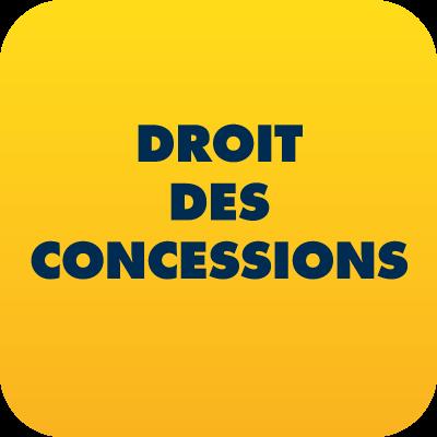 Droit des concessions