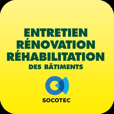 Entretien, rénovation, réhabilitation des bâtiments