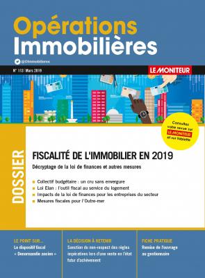 ROI 113 - LOI DE FINANCES 2019